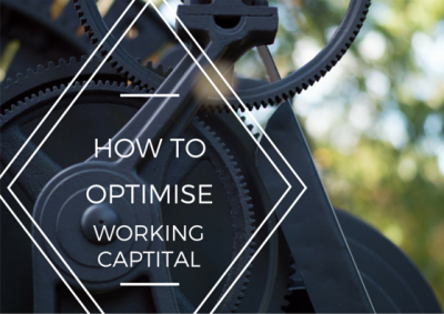 optimise working capital