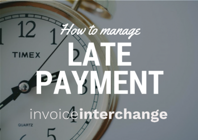 manage late payment