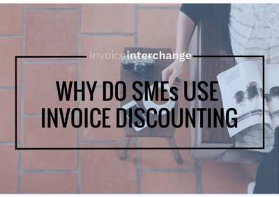 why use invoice discounting