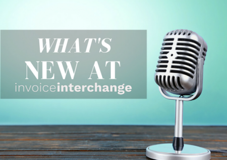 What's new at InvoiceInterchange
