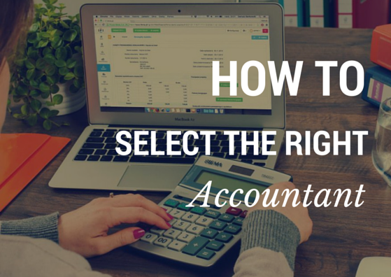 accountant, select accountant