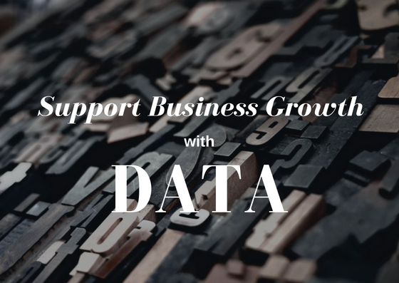 support business growth, MI, business intelligence