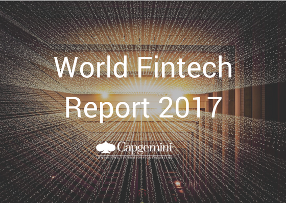 world fintech report 2017