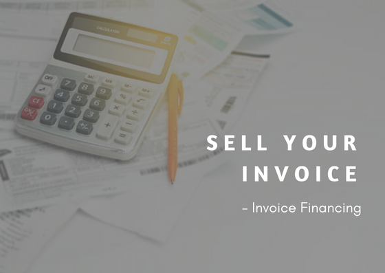 Sell your invoice