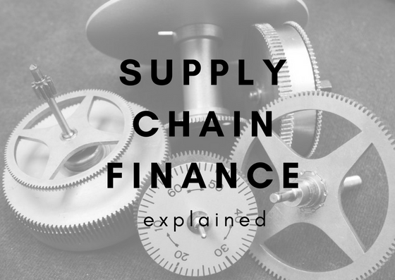 supply chain finance solution