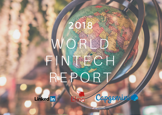 world singapore fintech report 2018 capgemini