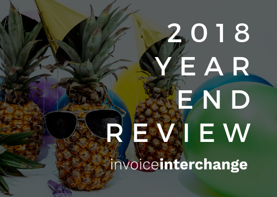 fintech, invoiceinterchange, brian teng, 2018 review, invoice trading, invoice finance