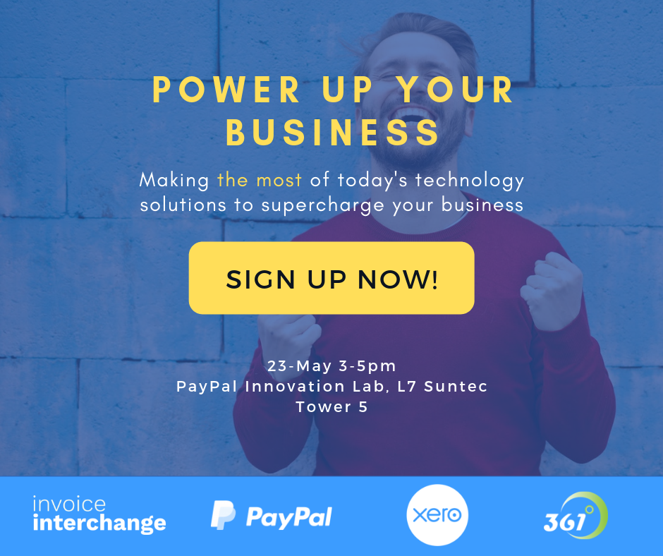 event, invoiceinterchange, power up your business