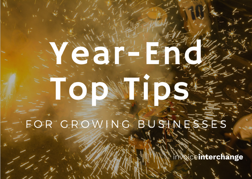 year end tips for growing businesses